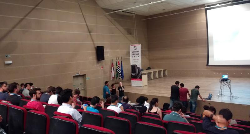 WordCamp São Paulo 2016