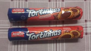 tortinhas de chocolate adria