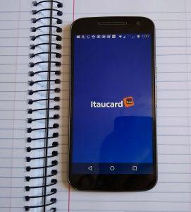 itaucard app