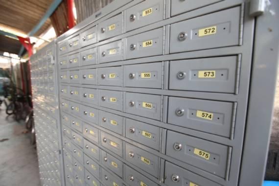 Caixa postal Correios