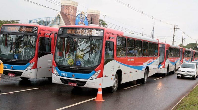 Tarifa de ônibus em Campo Grande