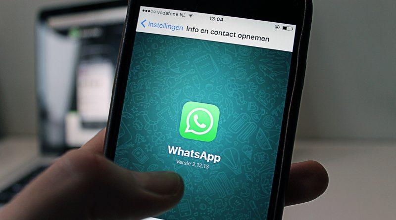Verificação em duas etapas no Whatsapp