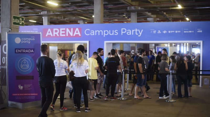 Arena Campus Party