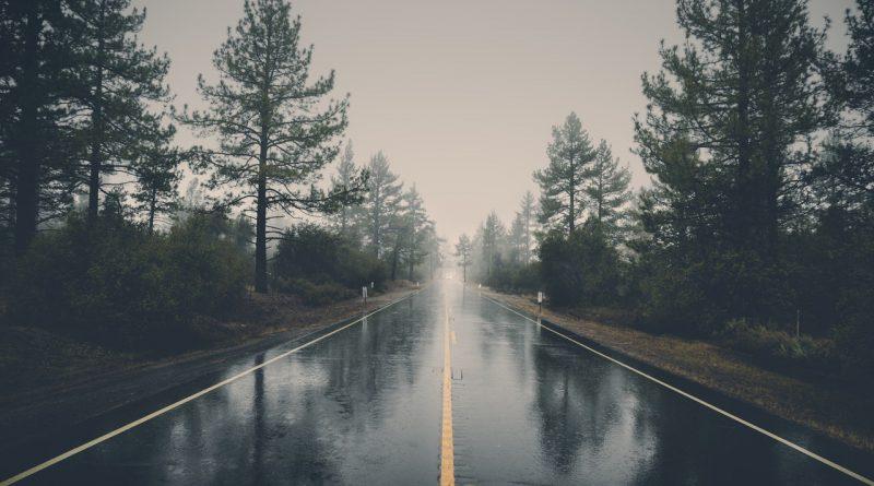 Estradas Chuva